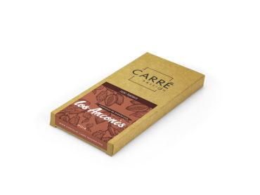 Tablette de plantation Los Anconés chocolat noir 67% – SAINT-DOMINGUE