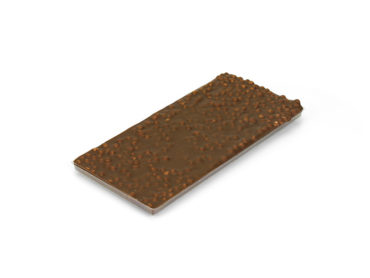 Tablette chocolat au lait 38% minimum de cacao et riz soufflé