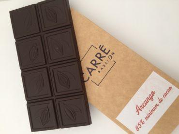 Tablette chocolat 85% minimum de cacao – ARCANGO