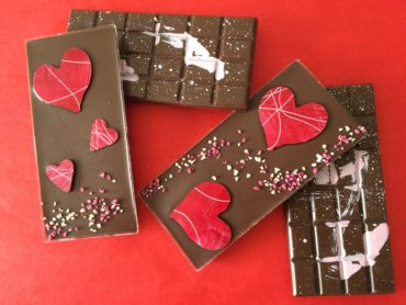Tablettes Saint-Valentin